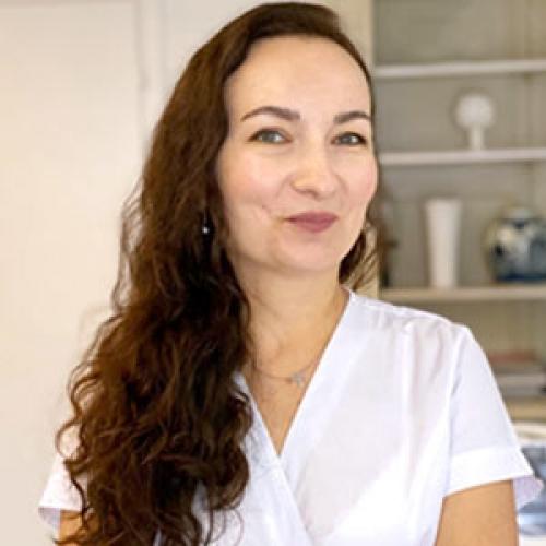 Халілова Наталія Геннадіївна
