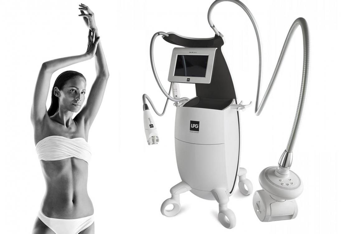 Антицелюлітна програма – озонотерапія + LPG масаж