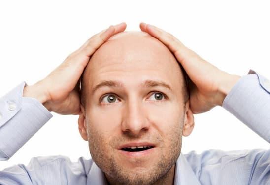 Випадає волосся? Плазмоліфтінг для чоловіків